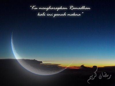 Bulan Puasa Ramadhan 1431H