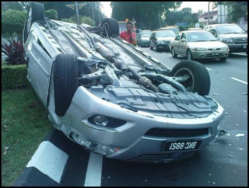 Datuk Seri Nizar Kemalangan