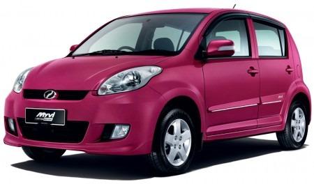 Perodua-Myvi-LE-Dazzling-Red