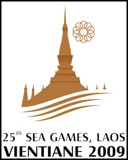 SEA Games 2009 Logo