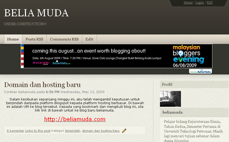 blogspot theme