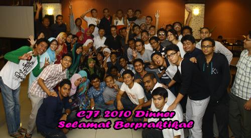 CJ7 UTP Dinner Intern