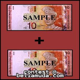 contest RM20