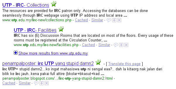 irc utp - google search