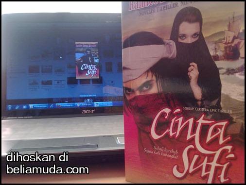 Novel Cinta Sufi